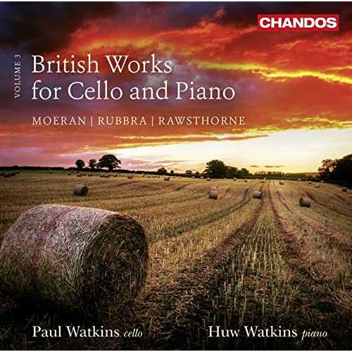 British Works for Cello and Piano vol.3 (24/96 FLAC)