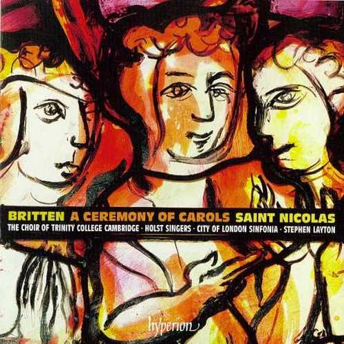 Britten - A Ceremony of Carols, Saint Nicolas (FLAC)