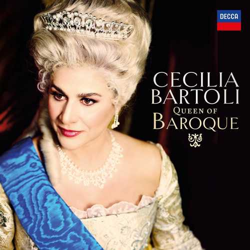 Cecilia Bartoli - Queen of Baroque (24/48 FLAC)