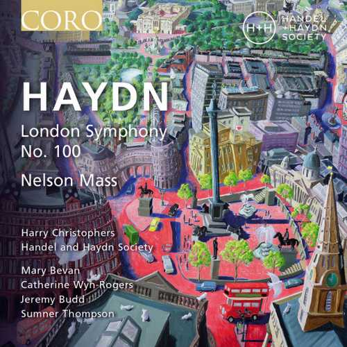 Christophers: Haydn - Symphony no.100, Nelson Mass (24/96 FLAC)