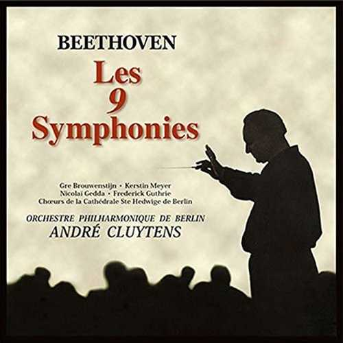 Cluytens: Beethoven - Les 9 Symphonies (SACD)
