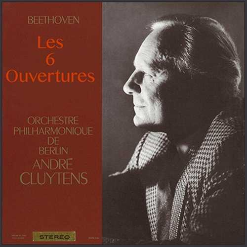 Cluytens: Beethoven - Les 6 Overtures (SACD)