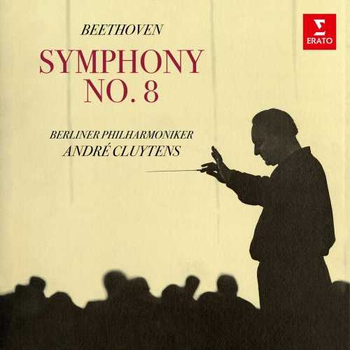Cluytens: Beethoven - Symphony no.8 (24/96 FLAC)