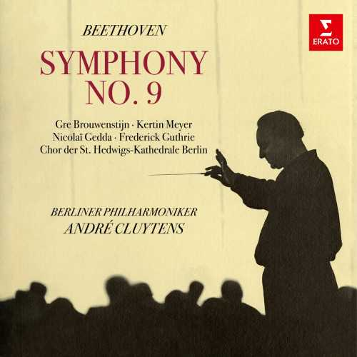 "Cluytens: Beethoven - Symphony no.9 ""Choral"" (24/96 FLAC)"