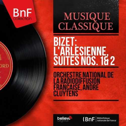 Cluytens: Bizet - L'arlésienne (24/96 FLAC)