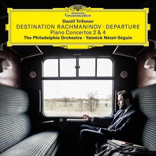 Daniil Trifonov - Destination Rachmaninov, Departure (24/96 FLAC)