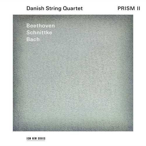 Danish String Quartet: Bach, Schnittke, Beethoven - Prism II (24/96 FLAC)