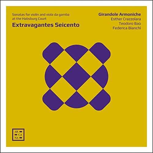 Girandole Armoniche - Extravagantes Seicento (24/96 FLAC)