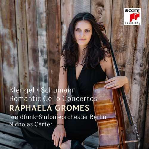 Gromes, Carter: Klengel, Schumann - Romantic Cello Concertos (24/48 FLAC)