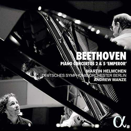 Helmchen, Manze: Beethoven - Piano Concertos 2 & 5 Emperor (24/48 FLAC)