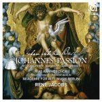 Rene Jacobs: Bach - Johannes Passion (24/96 FLAC)
