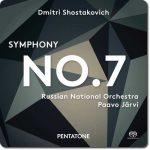 "Jarvi: Shostakovich - Symphony no.7 ""Leningrad"" (24/96 FLAC)"