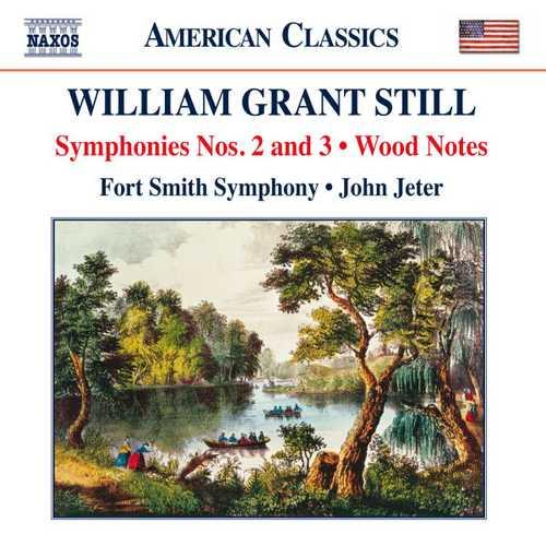 Jeter: Still - Symphonies no. 2, 3, Wood Notes (24/96 FLAC)