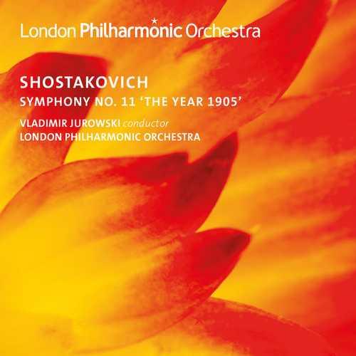 "Jurowski: Shostakovich - Symphony no.11 ""The Year 1905"" (24/96 FLAC)"