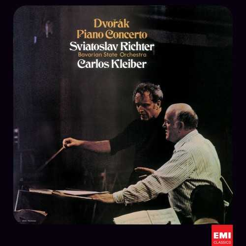 Richter, Kleiber: Dvořák - Piano Concerto in G minor op.33 1977 (24/96 FLAC)