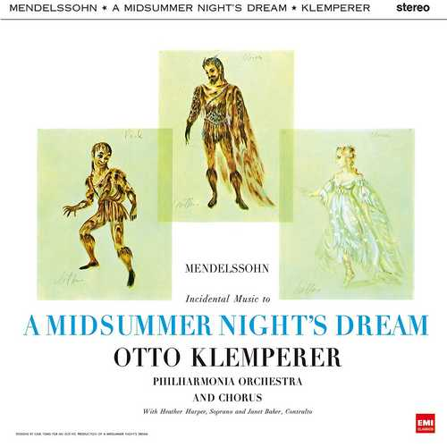 Klemperer: Mendelssohn – A Midsummer Night's Dream (SACD)