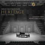 Kobrin, D'Oria-Nicolas: Rachmaninov - Heritage. Works for Two Pianos (24/88 FLAC)