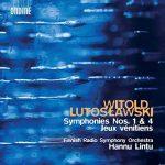 Lintu: Lutosławski - Symphonies no.1 & 4, Jeux Vénitiens (24/96 FLAC)