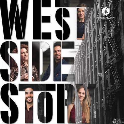 Masin, Melisma Saxophone Quartet: Bernstein - West Side Story (24/48 FLAC)