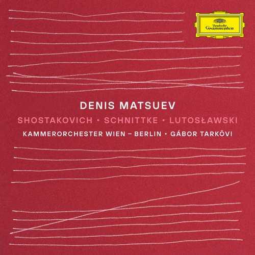 Matsuev: Shostakovich, Schnittke, Lutosławski (24/96 FLAC)