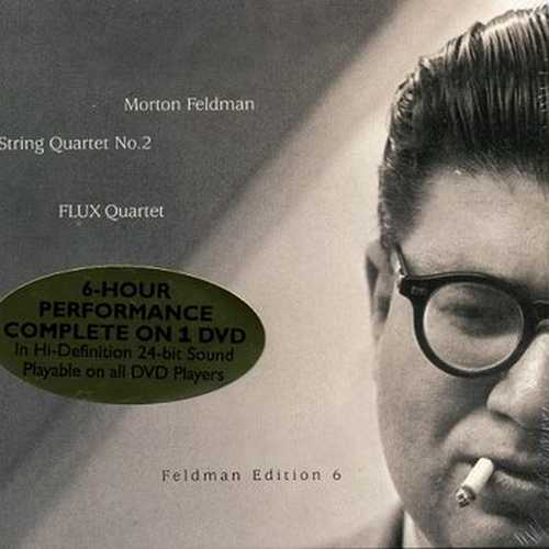 Morton Feldman - String Quartet no.2 (24/48 FLAC)