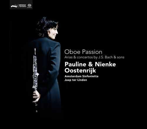 Oostenrijk, Linden: Bach & sons - Oboe Passion. Arias & Concertos (SACD)