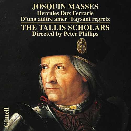 Phillips: Josquin - Masses (24/176 FLAC)