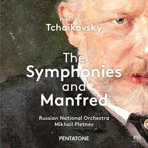 Pletnev: Tchaikovsky - The Symphonies and Manfred (24/96 FLAC)