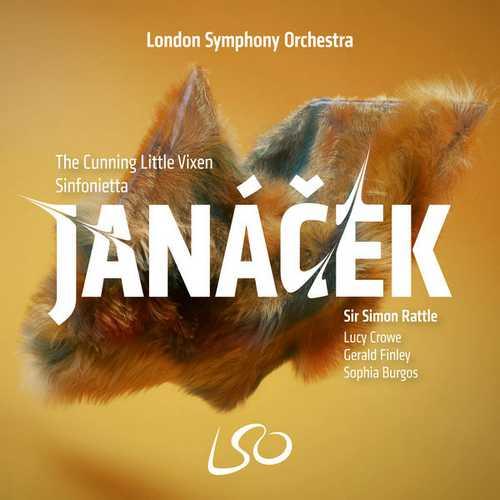 Rattle: Janacek - The Cunning Little Vixen, Sinfonietta (24/96 FLAC)
