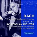Richter: Bach - Well Tempered Clavier. Books I & II (24/44 FLAC)