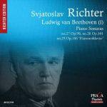 Richter: Beethoven (I) - Piano Sonatas no. 27, 28, 29 (SACD)