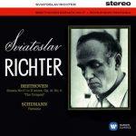 "Richter: Beethoven - Piano Sonata no.17 ""The Tempest', Schumann - Fantasia (24/96 FLAC)"