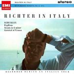Richter in Italy: Schumann - Papillons, Piano Sonata no.2, Carnival in Vienna (24/96 FLAC)