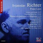 Richter: Liszt - Scherzo and March, Mephisto-Waltz, Harmonies Poetiques et Religieuses, Mephisto Polka, Nuages Gris, Valse Oubliée (SACD)