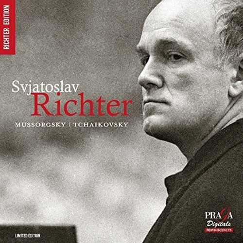 Richter: Mussorgsky, Tchaikovsky (SACD)