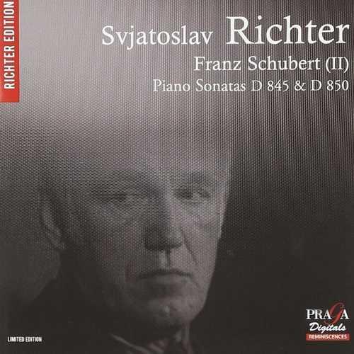 Richter: Schubert - Piano Sonata D845, D850 (SACD)