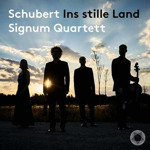 Signum Quartett: Schubert - Ins stille Land (24/96 FLAC)
