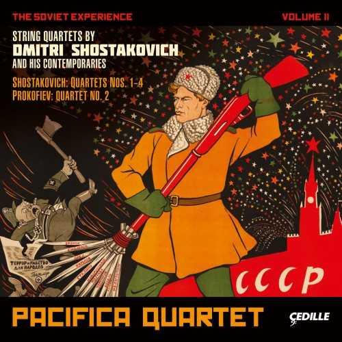 The Soviet Experience vol.2 (24/96 FLAC)