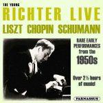The Young Richter Live: Liszt, Chopin, Schumann (24/44 FLAC)