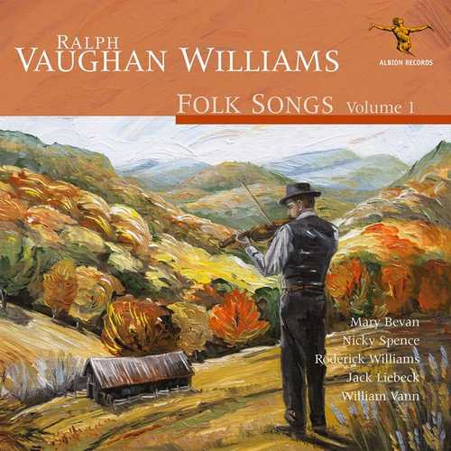 Ralph Vaughan Williams - Folk Songs vol.1 (24/96 FLAC)