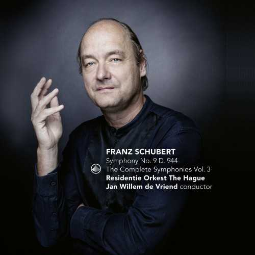 Vriend: Schubert - The Complete Symphonies vol.3 (24/44 FLAC)