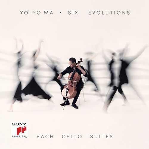 Yo-Yo Ma - Six Evolutions. Bach Cello Suites (24/96 FLAC)