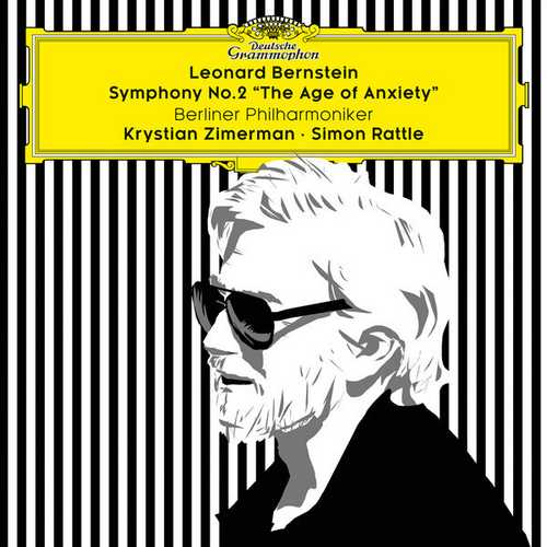 Zimerman, Rattle: Bernstein - Symphony no.2 'The Age of Anxiety' (24/96 FLAC)