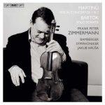 Zimmermann, Hruša: Martinů - Violin Concertos no.1 & 2, Bartok - Solo Sonata (24/96 FLAC)