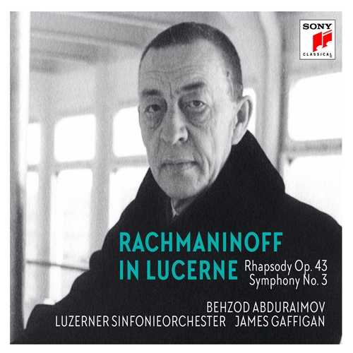 Abduraimov: Rachmaninoff in Lucerne (24/96 FLAC)