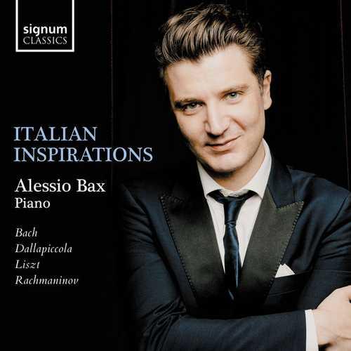 Alessio Bax - Italian Inspirations (24/96 FLAC)