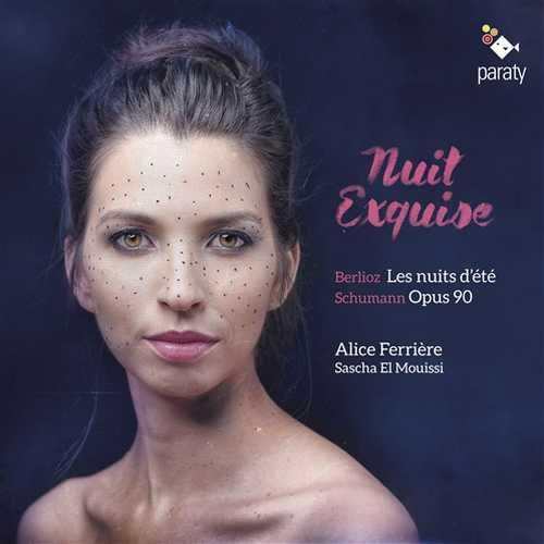 Alice Ferrière, Sascha El Mouissi - Nuit Exquise (24/96 FLAC)