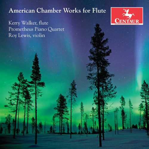 Walker, Lewis: American Chamber Works for Flute (24/44 FLAC)