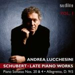 Andrea Lucchesini: Schubert - Late Piano Works vol.1 (24/96 FLAC)