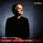 Andrea Lucchesini: Schubert - Late Piano Works vol.2 (24/96 FLAC)